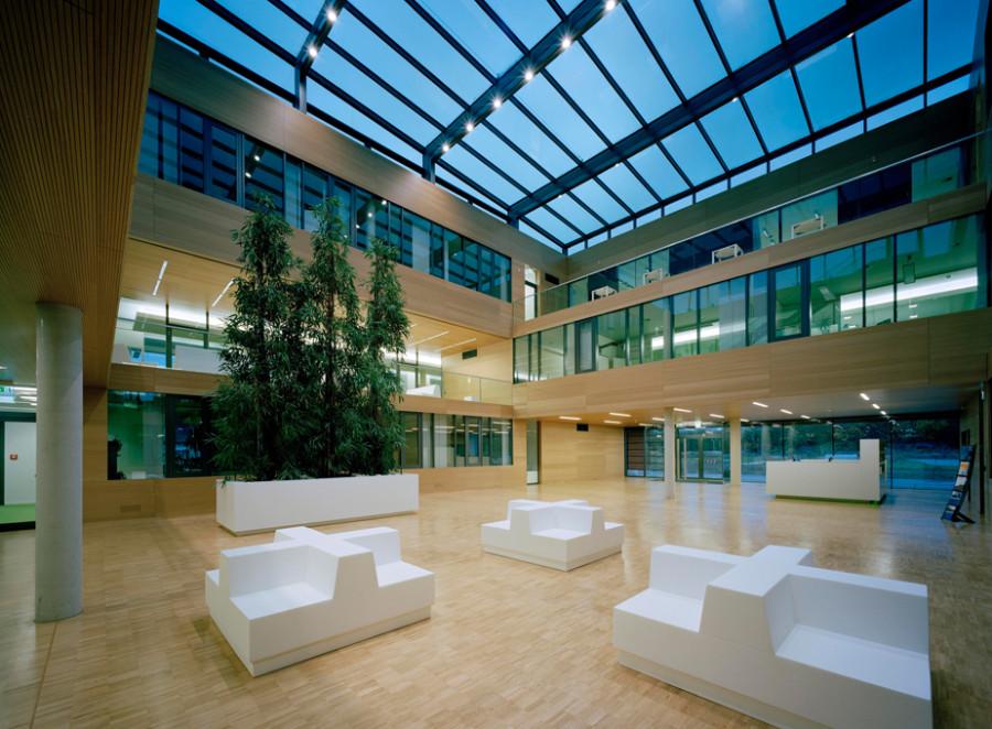 atrium eoffice Office Building Atrium, Cologne » Topakustik USA