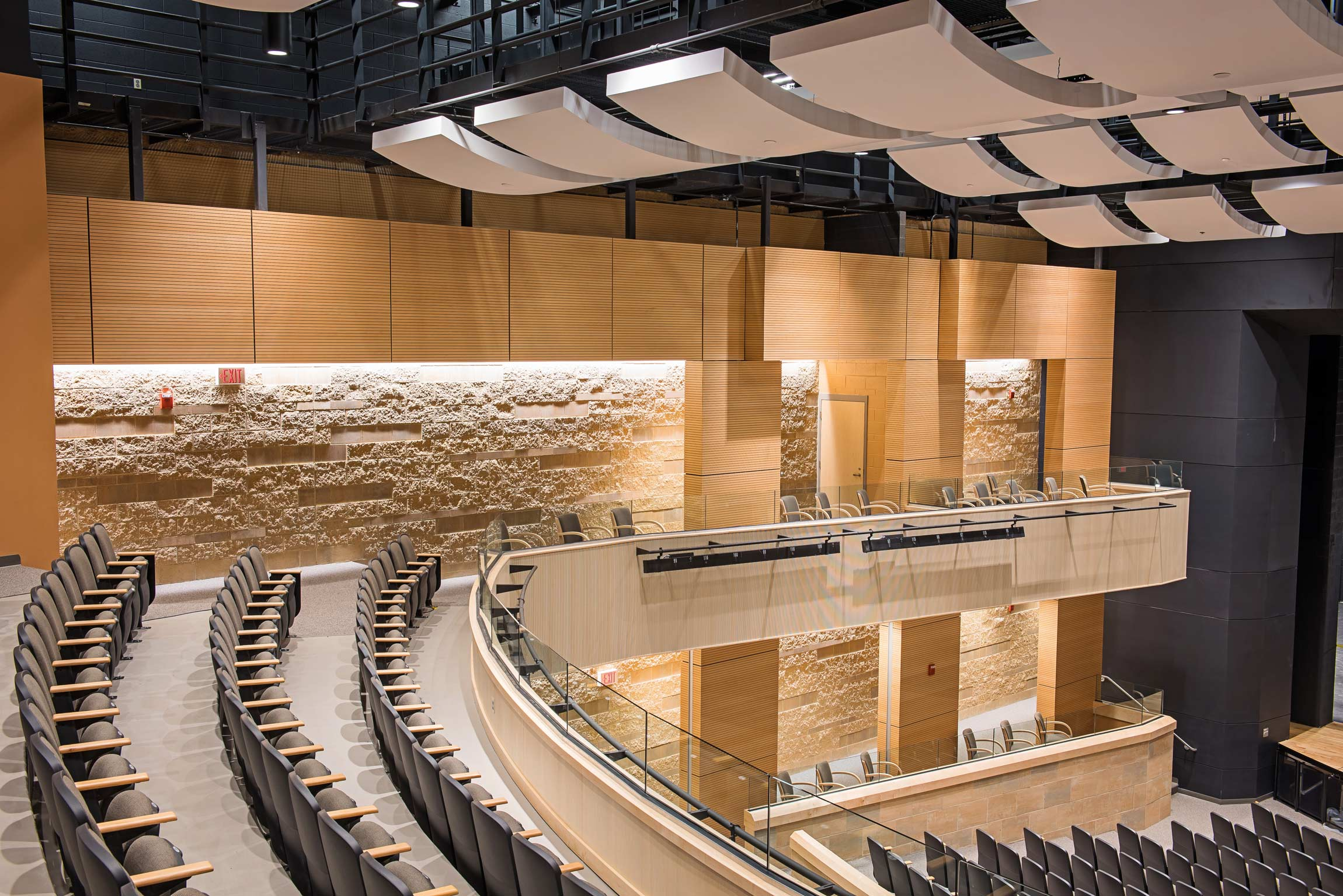 Topakustik Usa Acoustical Wood Products And Systems